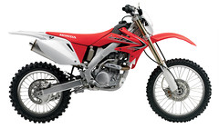 Photo of a 2012 Honda CRF 250 X