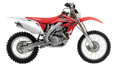 Photo of a 2012 Honda CRF 450 X