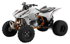Photo of a 2013 Honda TRX450R