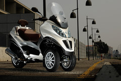Photo of a 2012 Piaggio MP3 Touring 500 Business