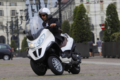 2012 Piaggio MP3 Touring 500 Business