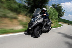 Photo of a 2012 Piaggio MP3 Touring 500 Sport