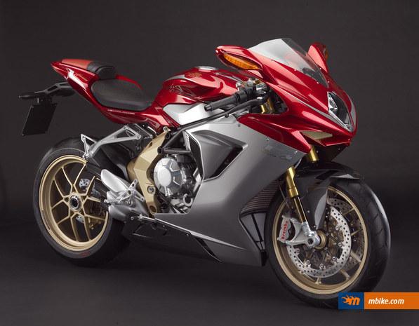 2012 MV Agusta F3 Serie Oro