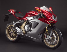 Photo of a 2012 MV Agusta F3 Serie Oro