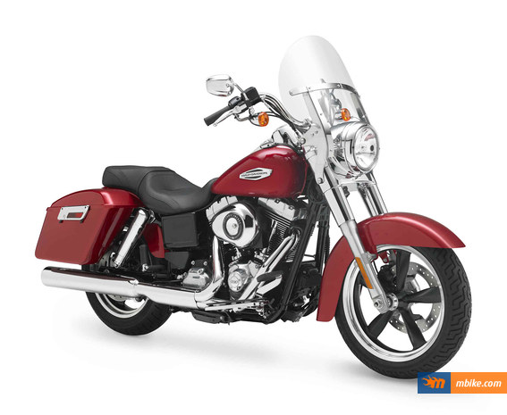2012 Harley FLD Switchback