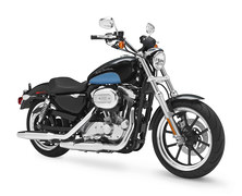 2012 Harley-Davidson XL883L SuperLow