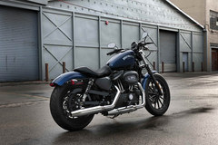 Photo of a 2012 Harley-Davidson XL883N Sportster Iron