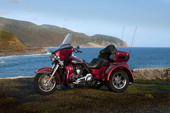 Photo of a 2012 Harley-Davidson FLHTCUTG Tri Glide Ultra Classic