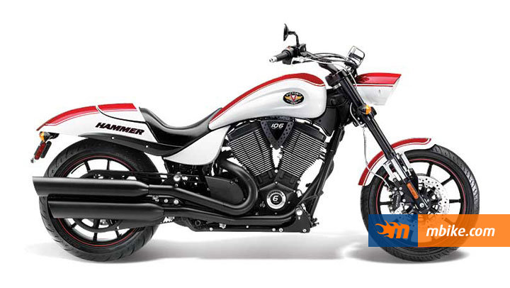 2012 Victory Hammer S