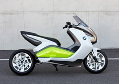 Photo of a 2012 BMW Concept E