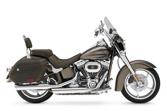 Photo of a 2012 Harley-Davidson FLSTSE3 CVO Softail Convertible