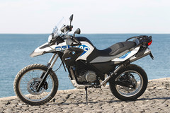 Photo of a 2012 BMW G 650 GS