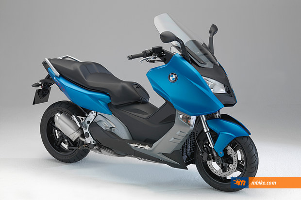 2012 BMW C600 Sport