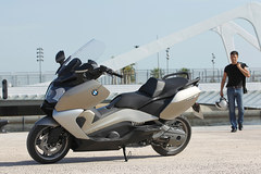 Photo of a 2012 BMW C 650 GT