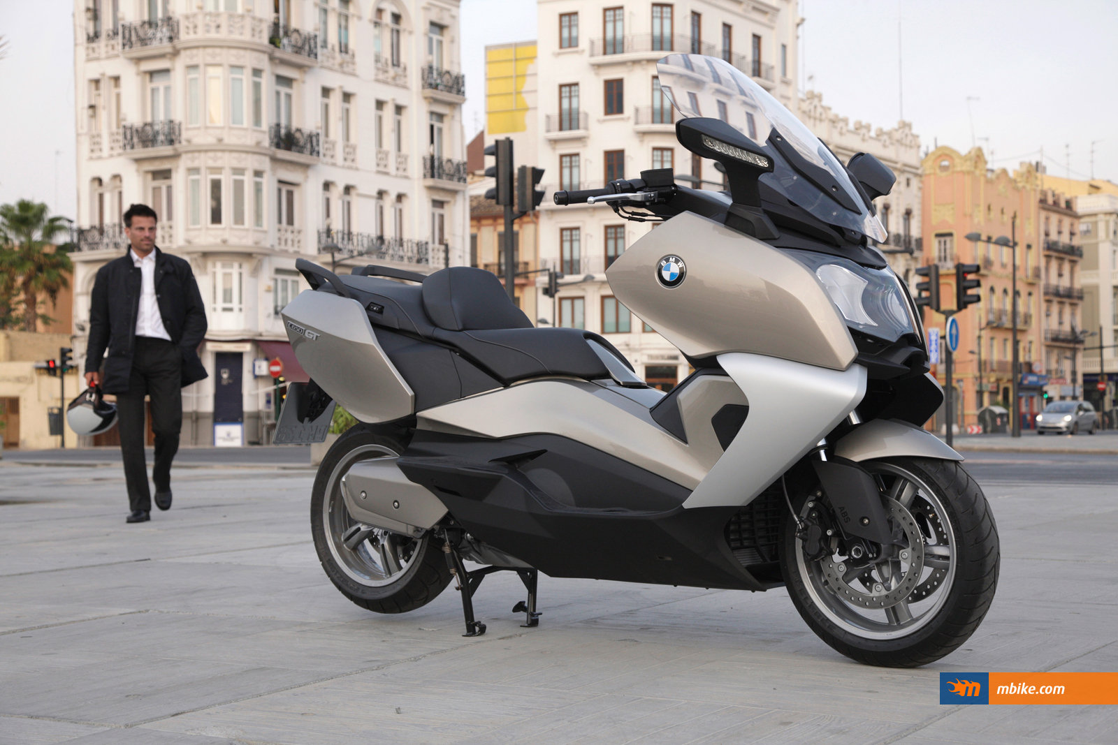 2012 BMW C 650 GT Wallpaper