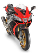 Photo of a 2013 Aprilia RSV4 Factory APRC