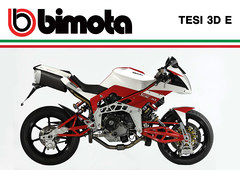 Photo of a 2013 Bimota Tesi 3 D