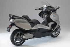 Photo of a 2015 BMW C 650 GT