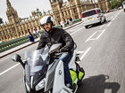 2013 BMW C Evolution e-Scooter