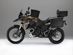 Photo of a 2014 BMW F800GS