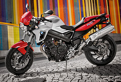 Photo of a 2013 BMW F800R