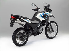 Photo of a 2013 BMW G 650 GS Sertão