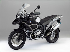 2013 BMW R1200GS Adventure Triple Black
