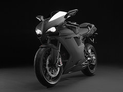 Photo of a 2013 Ducati 848 EVO Dark