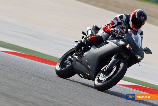 2013 Ducati 848 EVO Dark
