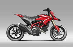 Photo of a 2013 Ducati Hypermotard SP