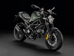 Photo of a 2013 Ducati Monster 1100 EVO Diesel
