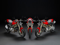 Photo of a 2013 Ducati Monster 696 20th Anniversary