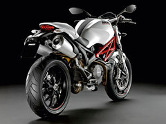 Photo of a 2015 Ducati Monster 796 ABS