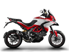 Photo of a 2014 Ducati Multistrada 1200 S Pikes Peak Edition