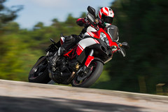 Photo of a 2013 Ducati Multistrada 1200 S Pikes Peak Edition