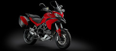 Photo of a 2013 Ducati Multistrada 1200 S Touring