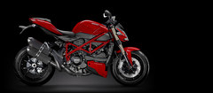 Photo of a 2013 Ducati Streetfighter 848