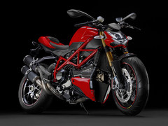 Photo of a 2013 Ducati Streetfighter S
