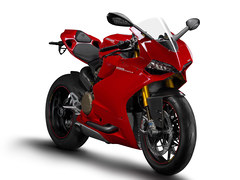 Photo of a 2014 Ducati Superbike 1199 Panigale S