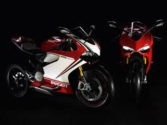2013 Ducati Superbike 1199 Panigale S Tricolore
