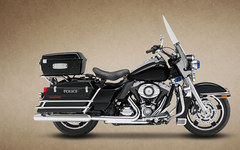 Photo of a 2013 Harley-Davidson FLHP Road King Police