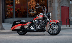 Photo of a 2014 Harley-Davidson FLHR Road King