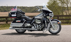 Photo of a 2013 Harley-Davidson FLHTCU Ultra Classic Electra Glide