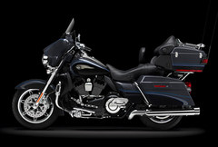 Photo of a 2013 Harley-Davidson FLHTCUSE8 CVO Ultra Classic Electra Glide 110th Anniversary
