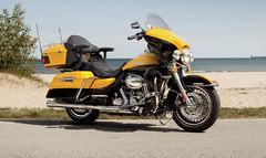 Photo of a 2014 Harley-Davidson FLHTK Electra Glide Ultra Limited