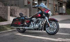 Photo of a 2013 Harley-Davidson FLHX Street Glide