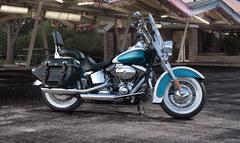 2013 Harley-Davidson FLSTC Heritage Softail Classic