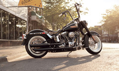 Photo of a 2013 Harley-Davidson FLSTN Softail Deluxe