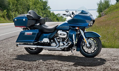 Photo of a 2013 Harley-Davidson FLTRU Road Glide Ultra