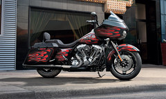 Photo of a 2013 Harley-Davidson FLTRX Road Glide Custom